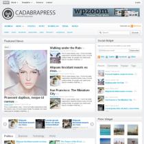 CadabraPress by WPzoom