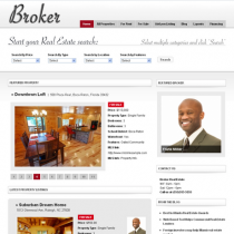 Broker by Gorilla Themes