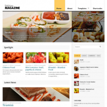 Delicious by Woothemes