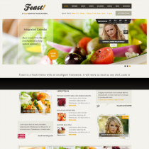 Feast Food by Themeforest