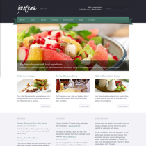 Gusteau by Themeforest