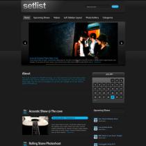 Setlist by Gorillathemes