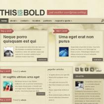 Bold by Elegantthemes