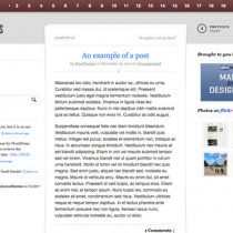 Chapters by Woothemes