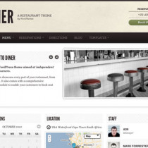 Diner by Woothemes