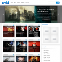 eVid by Elegantthemes