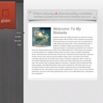 Glider by Elegantthemes