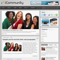iCommunity by Flexithemes