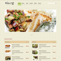 Restaurant by Themeforest