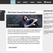 Skeptical by Woothemes