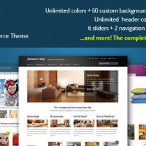 Sommerce by Themeforest