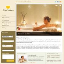 Spa Salon by Templatic