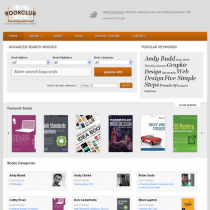 Bookclub by Woothemes