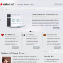 Minimal by Elegantthemes