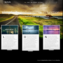 InStyle by Elegantthemes