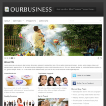 OurBusiness by Flexithemes