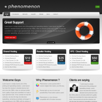 Phenomenon by Themeforest