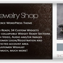 The Jewelry Shop by Themeforest