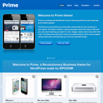 Prime by WPzoom