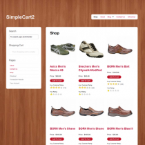 SimpleCart by Upthemes