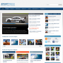 Sports by WPzoom
