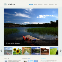 Statua by WooThemes