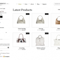 E-Commerce by Templatic