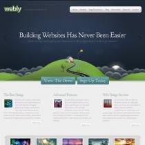 Webly by Elegantthemes