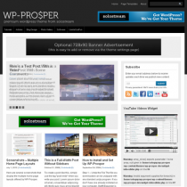 WP Prosper by Solostream