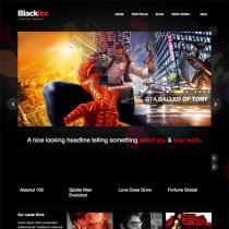 Blackice by Elegantthemes
