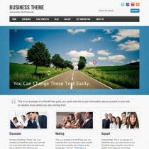 Business by Cloverthemes