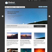 Debut by Themeforest