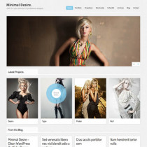 Minimal Desire by Themeforest