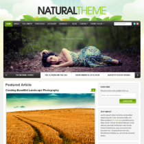 Natural by Organicthemes