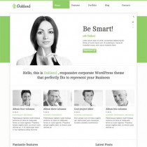 Oakland by Themeforest