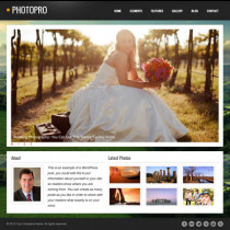 PhotoPro by Cloverthemes