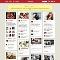 Pinboard by Themify
