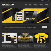 Reaction by Themeforest