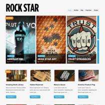 RockStar by Elegantthemes