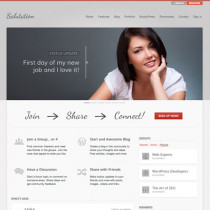 Salutation by Themeforest