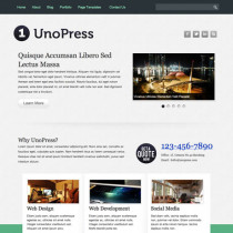 UnoPress by Colorlabsproject