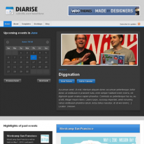 Diarise by Woothemes