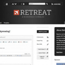 Retreat by Woothemes