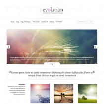 Evolution by Elegantthemes