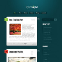 LightBright by Elegantthemes