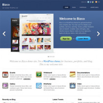 Bizco by Themify