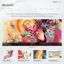 Blogfolio by Themify