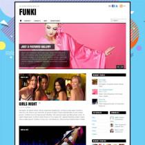 Funki by Themify