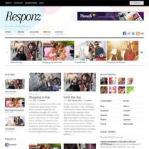 Responz by Themify