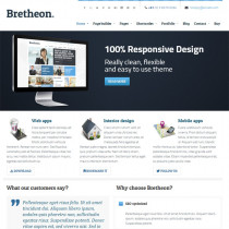 Bretheon by ThemeForest